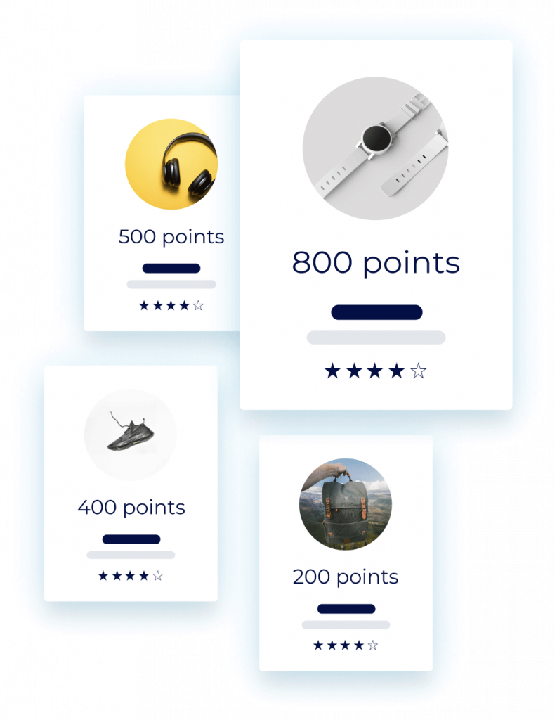 User interface ambassador software rewards