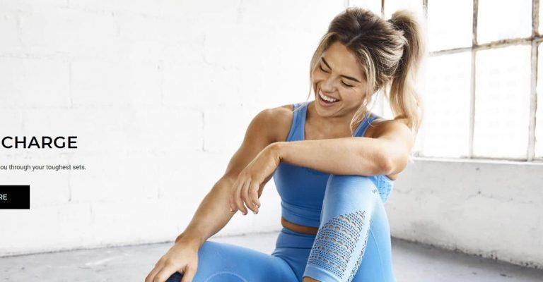 Fitness Apparel - GymShark